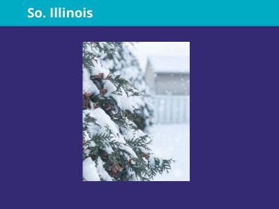 So Illinois Winter Wonderland